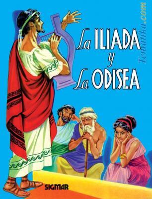 CONTROL  ILIADA / ODISEA